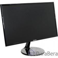 LCD Samsung 23.5″ S24F350FHI черный {PLS LED 1920x1080 4 ms 16:9 250cd 178гр/178гр D-Sub HDMI}