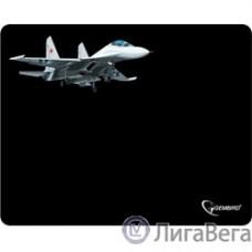 Коврик для мыши Gembird MP-GAME5 рисунок- ″самолет-2″, размеры 250*200*3мм
