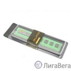 QUMO DDR3 DIMM 4GB (PC3-12800) 1600MHz QUM3U-4G1600C(N)11L 1.35V