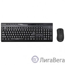 Клавиатура + мышь Oklick 280M black USB  [337456]