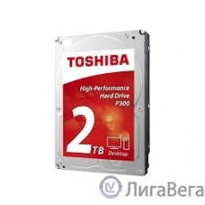 2TB Toshiba (HDWD120UZSVA) P300 {SATA 3, 7200 rpm, 64Mb buffer, 3.5″}
