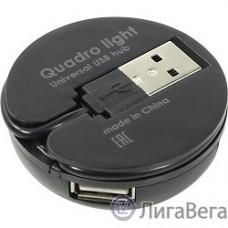 Defender Quadro Light Универсальный USB разветвитель (83201)