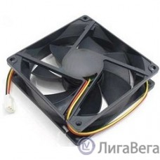 Gembird Вентилятор 80x80x15, втулка, 3 pin, провод 30 см (D8015SM-3)