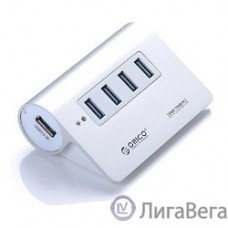 ORICO M3H4-SV USB-концентратор Orico M3H4 (серебристый)
