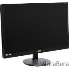LCD AOC 21.5″ E2270SWHN(00/01) черный {TN, 1920x1080, 5 ms, 90°/65°, 200 cd/m, 20M:1, D-Sub HDMI}