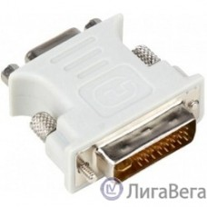 Aopen/Qust  Переходник DVI-I --> VGA(15F) (ACA301) [6938510890047]