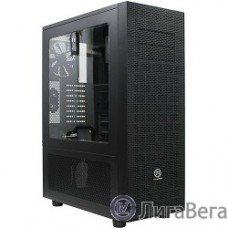 Case Tt Core X71 Tempered Glass  [CA-1F8-00M1WN-02] ATX / win / black/ USB 3.0/ no PSU