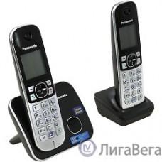 Panasonic KX-TG6812RUB Радиотелефон черный