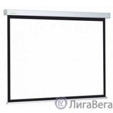 Экран Cactus Wallscreen CS-PSW-124x221 124.5 x 221см 16:9 настенно-потолочный рулонный белый