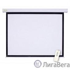 Экран Cactus Motoscreen CS-PSM-127X127 127x127 см  1:1 настенно-потолочный рулонный белый