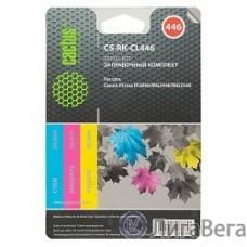CACTUS Заправочный набор CS-RK-CL446 многоцветный 90мл для Canon Pixma MG2440/MG2541