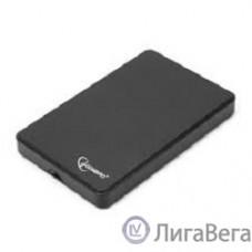 Gembird EE2-U2S-40P Внешний корпус 2.5″ Gembird EE2-U2S-40P, черный, USB 2.0, SATA, пластик