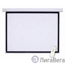 Экран Cactus Motoscreen CS-PSM-150x150 150x150 см 1:1 настенно-потолочный рулонный белый