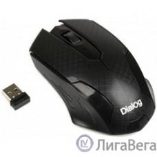 Мышь Dialog Katana MROP-07U - RF 2,4G опт., 3 кнопки + ролик, USB