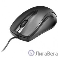 Gembird MUSOPTI9-905U, черный, USB, 1000DPI