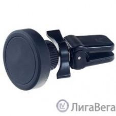Perfeo PH-518 Автодержатель для смартфона до 6,5″/ на воздуховод/ магнитный/ черный (PF_4516)