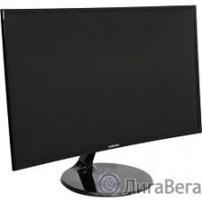 LCD Samsung 27″ C27F390FHI черный {VA LED 1920x1080 4ms 16:9 250cd 178гр/178гр HDMI D-Sub} [LC27F390FHIXRU]