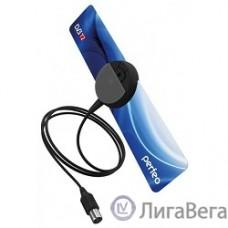 Perfeo ТВ антенна ″FLAT+″, активная, встр. усилитель, DVB-T2 (PF-TV2169) [PF_4503]