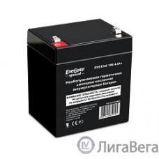 Exegate ES252439RUS Аккумуляторная батарея  Exegate Special EXS1245, 12В 4.5Ач, клеммы F2