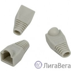 Exegate EX205296RUS Колпачок изолирующий для коннектора RJ-45 Exegate, серый  (1шт)