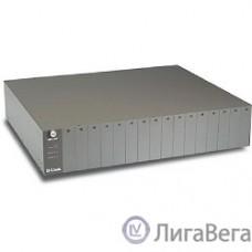 D-Link DMC-1000 PROJ Шасси для конвертеров 16 слотов, 19″