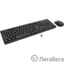 DEFENDER C-915 RU  Black USB [45915] {Беспроводной набор, полноразмерный}