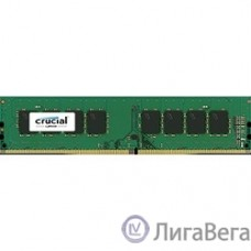 Crucial DDR4 DIMM 4GB CT4G4DFS824A PC4-19200, 2400MHz