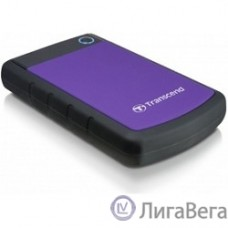 Transcend Portable HDD 4Tb StoreJet TS4TSJ25H3P {USB 3.0, 2.5″, violet}
