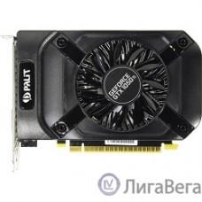 PALIT GeForce GTX1050Ti StormX 4G RTL nVidia GTX1050TI 4096Mb 128bit GDDR5 1290/7000 DVIx1/HDMIx1/D  [NE5105T018G1-1070F]