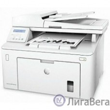 HP LaserJet Pro M227sdn  принтер/сканер/копир, A4, 28 стр/мин, ADF, дуплекс, USB, LAN  (замена CF486A M225rdn)