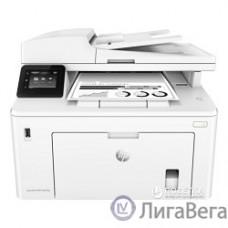 HP LaserJet Pro M227fdw  принтер/сканер/копир/факс, A4, 28 стр/мин, ADF, дуплекс, USB, LAN, WiFi (замена CF485A M225dw)