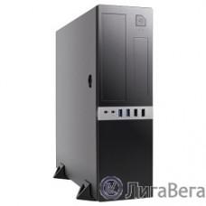 Foxline FL-203+TFX300S    micro-ATX, mini-ITX 300 W,2xUSB3.0, 2xUSB2.0, 8cm. fan