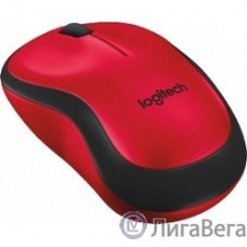 910-004880 Logitech M220 SILENT Red USB