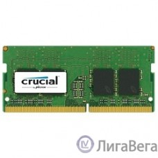 Crucial DDR4 SODIMM 8GB CT8G4SFS824A PC4-19200, 2400MHz