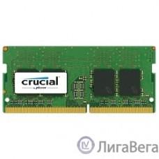 Crucial DDR4 SODIMM 16GB CT16G4SFD824A PC4-19200, 2400MHz