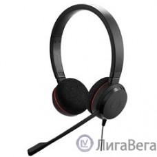 Jabra 4999-829-209 Гарнитура Jabra EVOLVE 20 UC Stereo USB (4999-829-209)
