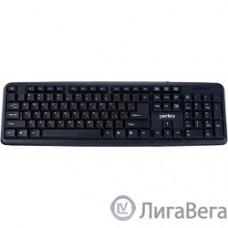 Perfeo клавиатура CLASSIC стандартная, USB, чёрная [PF-6106-USB]