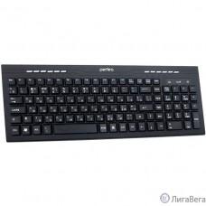 Perfeo клавиатура беспров. ″MEDIUM″ Multimedia, USB, чёрн (PF-8805) [PF-4510]