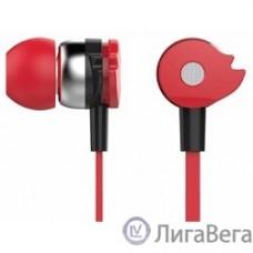 Oklick HS-S-210 1.2м красный проводные [374400]