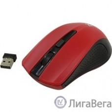 Defender Accura MM-935 Red USB [52937]{Беспроводная оптическая мышь, 4 кнопки,800-1600 dpi}