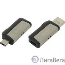 SanDisk USB Drive 32Gb Ultra Dual SDDDC2-032G-G46 {USB3.0, Black}