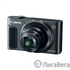 Canon PowerShot SX620 HS черный {20.2Mpix Zoom25x 3″ 1080p SDXC/SD/SDHC CMOS 1x2.3 IS opt 5minF 2.5fr/s 30fr/s HDMI/WiFi/NB-13L}