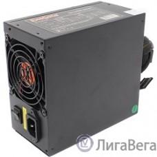 Exegate EX174459RUS Блок питания 600W Exegate  APFC,2х8 cm fan, 20+4pin/(4+4)pin , 2xPCI-E , 9xSATA