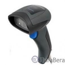 Datalogic QuickScan QD2430 [QD2430-BKK1S] черный {Сканер штрихкодов ручной, USB 2D имидж проводной подставка}