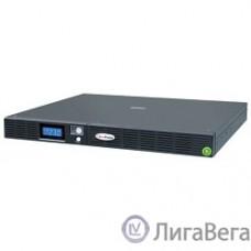 UPS CyberPower OR1000ELCDRM1U {1000VA/600W USB/RS-232/SNMPslot /RJ11/45 (4+2 IEC С13)}