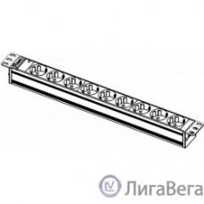 ЦМО Блок розеток Rem-10 без шнура с инд., 9 Schuko, вход IEC 60320 C14, 10A, алюм., 19″ (R-10-9S-I-440-Z)