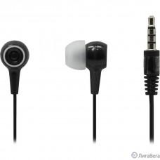 Гарнитура ES-10 Dialog с кнопкой ответа для мобильных устройств, черная
