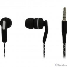 Гарнитура ES-F15 BLACK Dialog с кнопкой ответа для мобильных устройств, черная