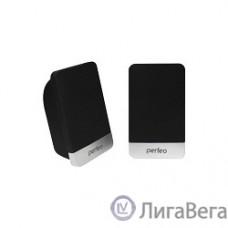 Perfeo колонки ″MONITOR″ 2.0, мощность 2х1.5 Вт (RMS), чёрн