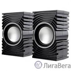 Perfeo колонки ″MIRAGE″ 2.0, мощность 2х3 Вт (RMS), чёрн, USB (PF-2023)